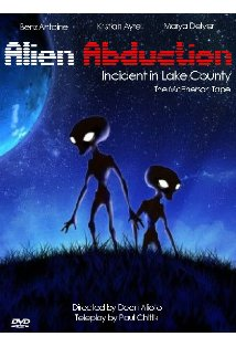 Alien Abduction: Incident in Lake County kapak