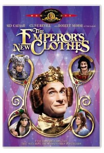 The Emperor's New Clothes kapak