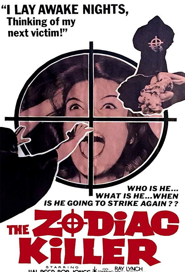 The Zodiac Killer kapak
