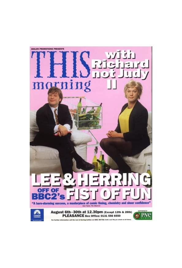 This Morning with Richard Not Judy kapak