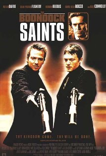 The Boondock Saints kapak
