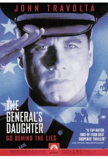 The General's Daughter kapak