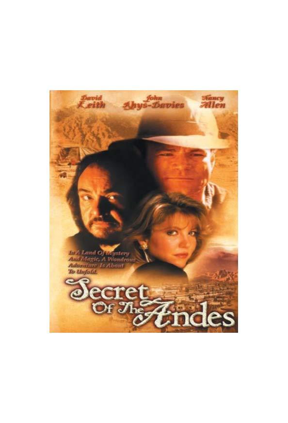 Secret of the Andes kapak