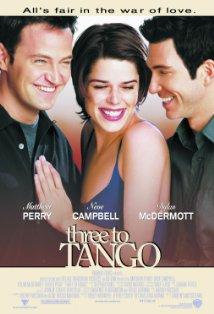 Three to Tango kapak