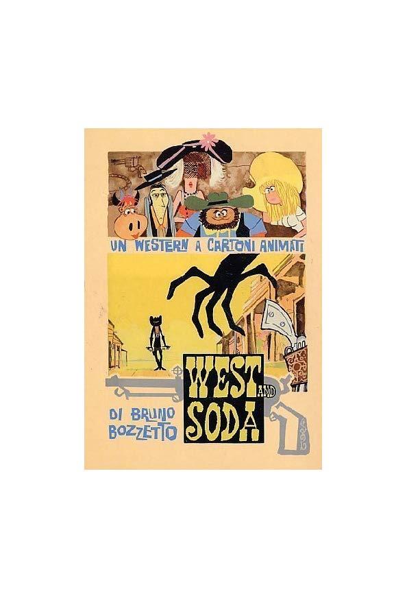 West and Soda kapak