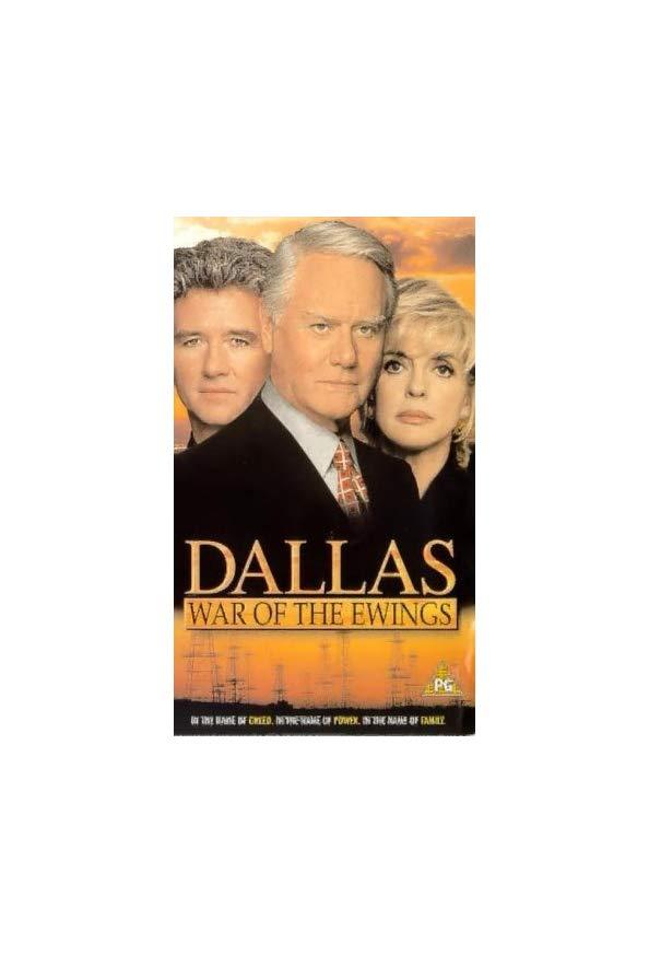 Dallas: War of the Ewings kapak