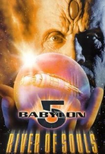 Babylon 5: The River of Souls kapak