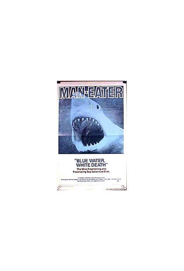 Blue Water, White Death kapak
