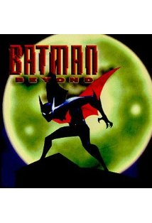 Batman Beyond kapak