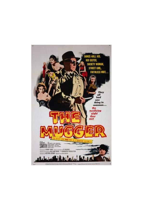 The Mugger kapak