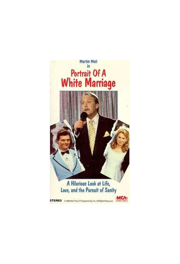 Portrait of a White Marriage kapak