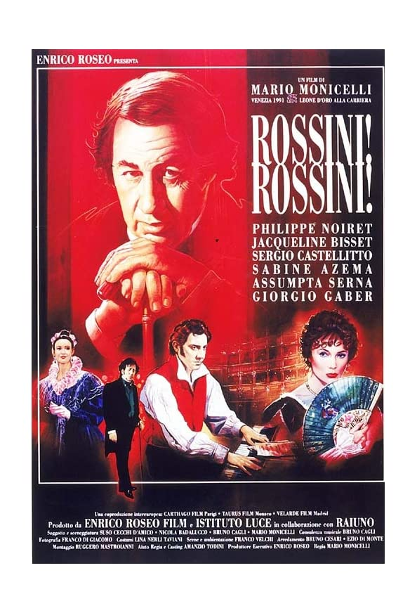 Rossini! Rossini! kapak