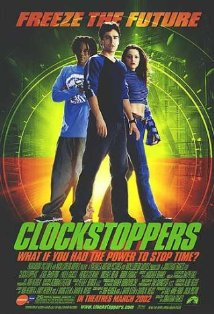 Clockstoppers kapak