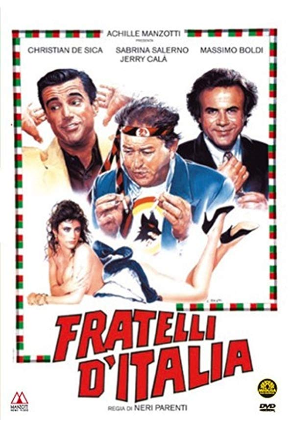 Fratelli d'Italia kapak