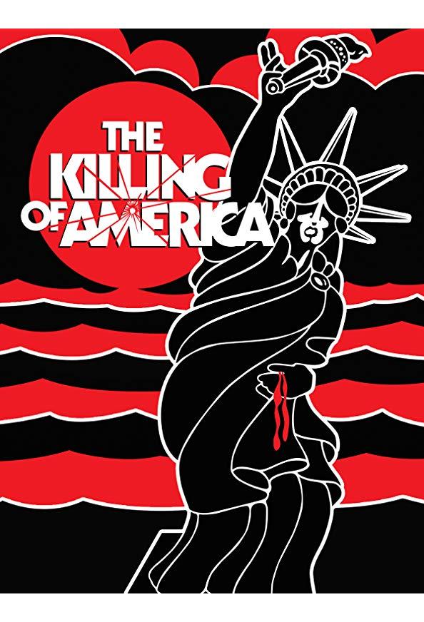The Killing of America kapak