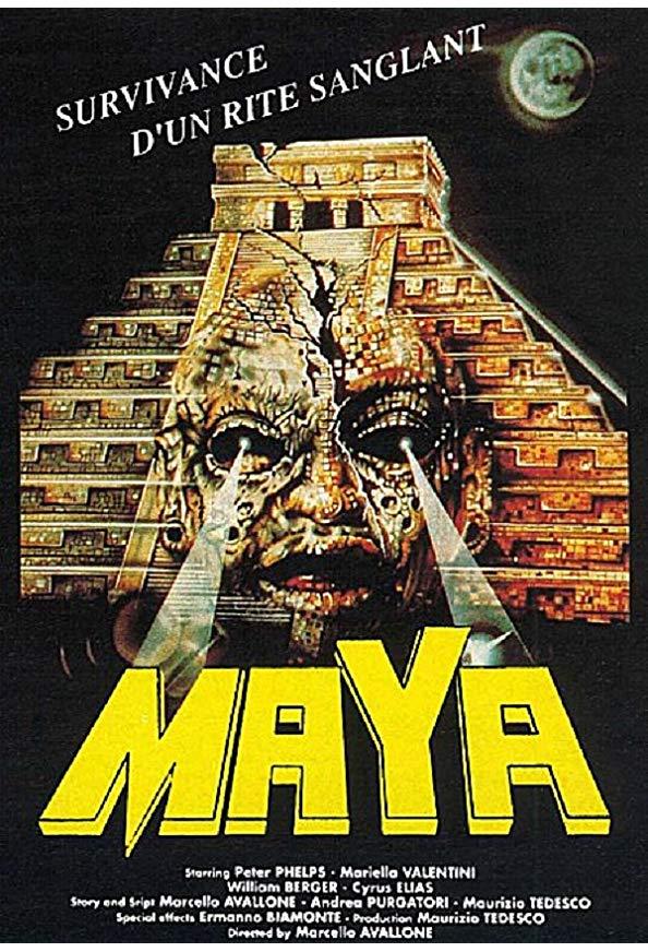 Maya kapak