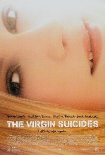 The Virgin Suicides kapak