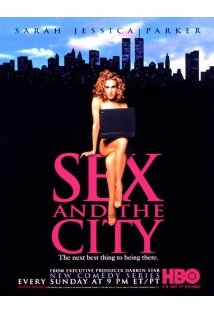 Sex and the City kapak