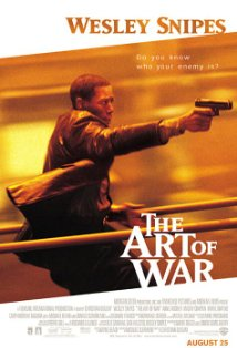 The Art of War kapak