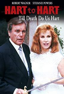 Hart to Hart: Till Death Do Us Hart kapak