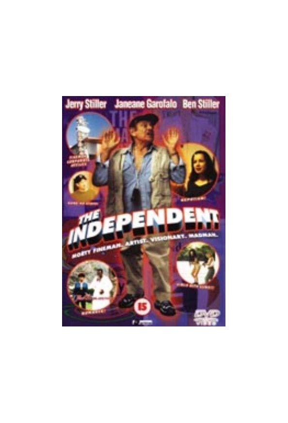 The Independent kapak