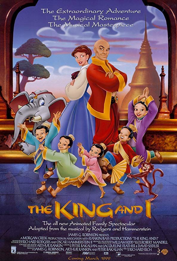 The King and I kapak