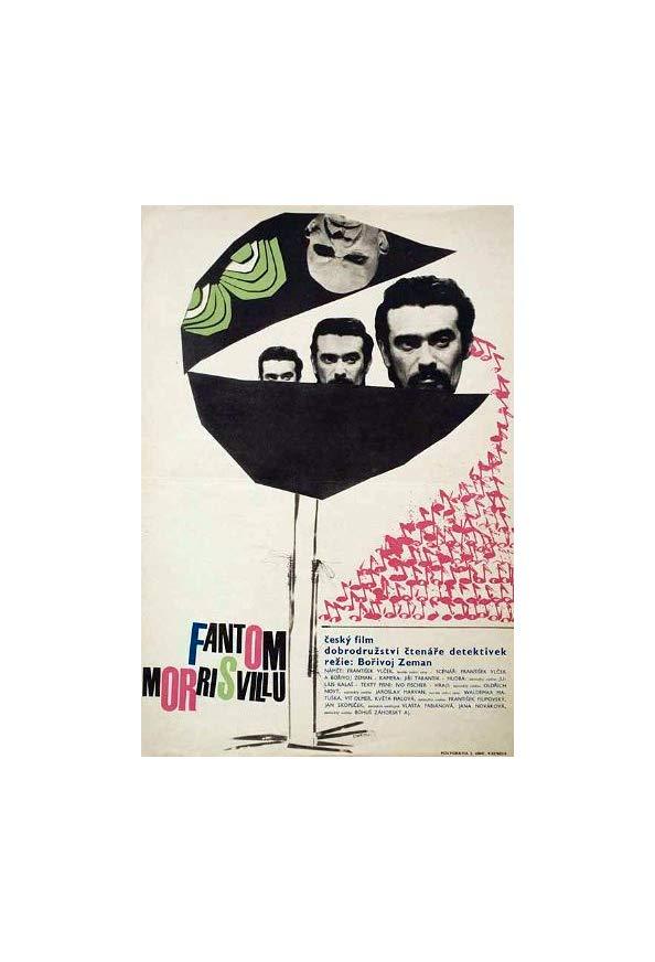The Phantom of Morrisville kapak