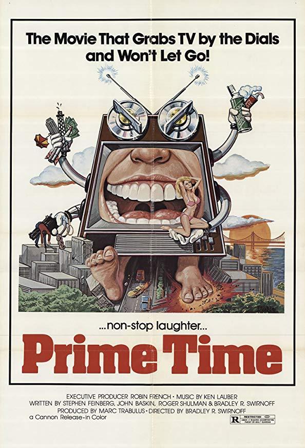 Prime Time kapak