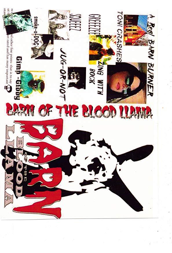Barn of the Blood Llama kapak