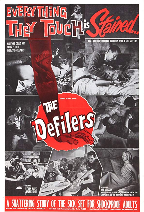 The Defilers kapak