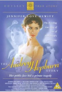 The Audrey Hepburn Story kapak