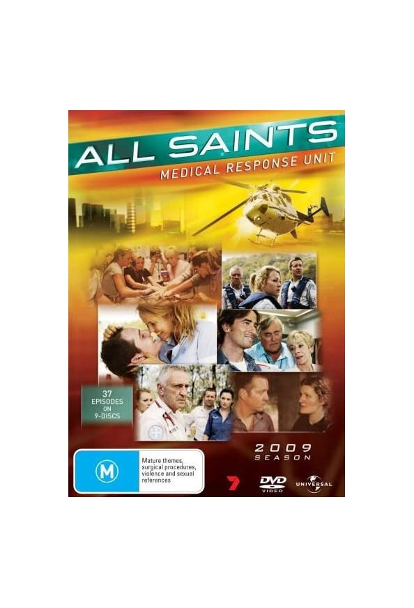 All Saints kapak