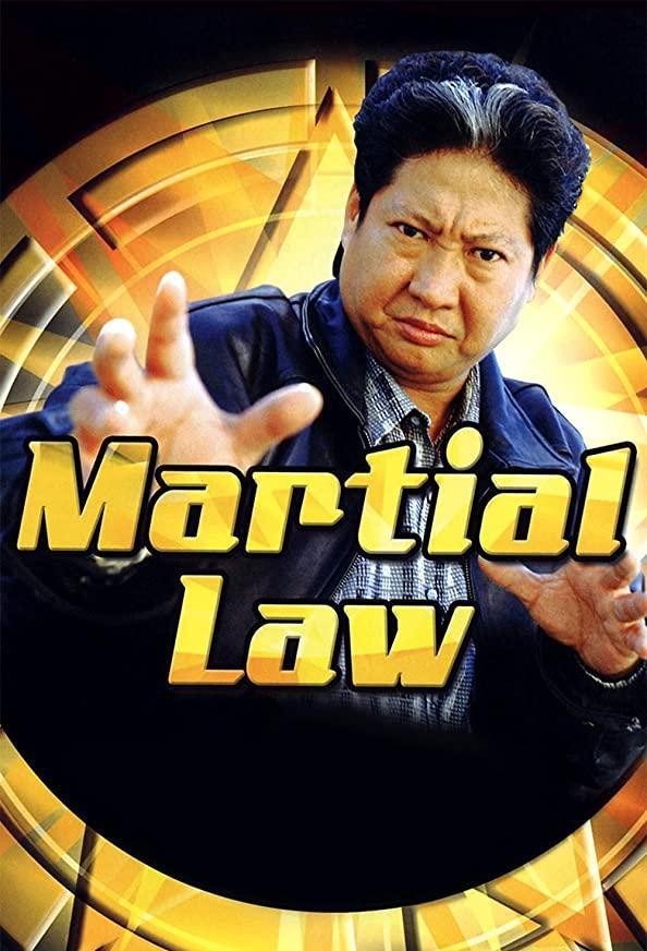 Martial Law kapak