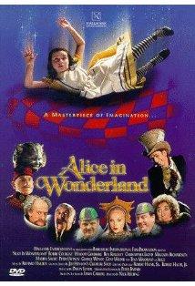Alice in Wonderland kapak