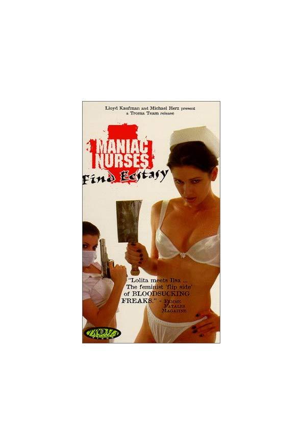 Maniac Nurses kapak