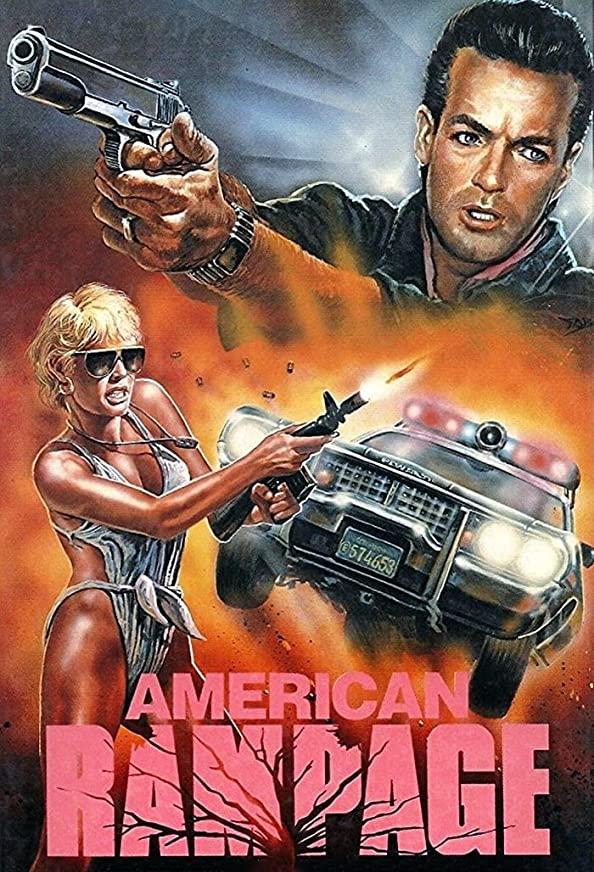 American Rampage kapak