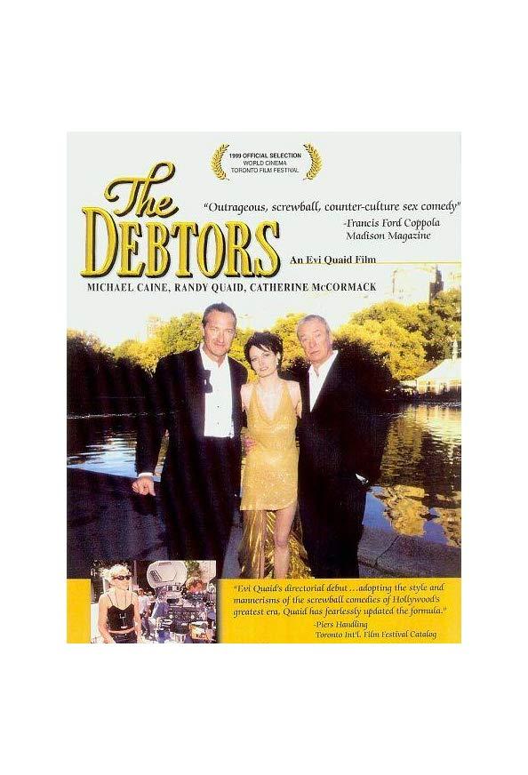 The Debtors kapak