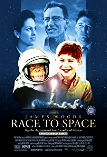 Race to Space kapak