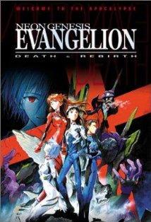Neon Genesis Evangelion: Death & Rebirth kapak