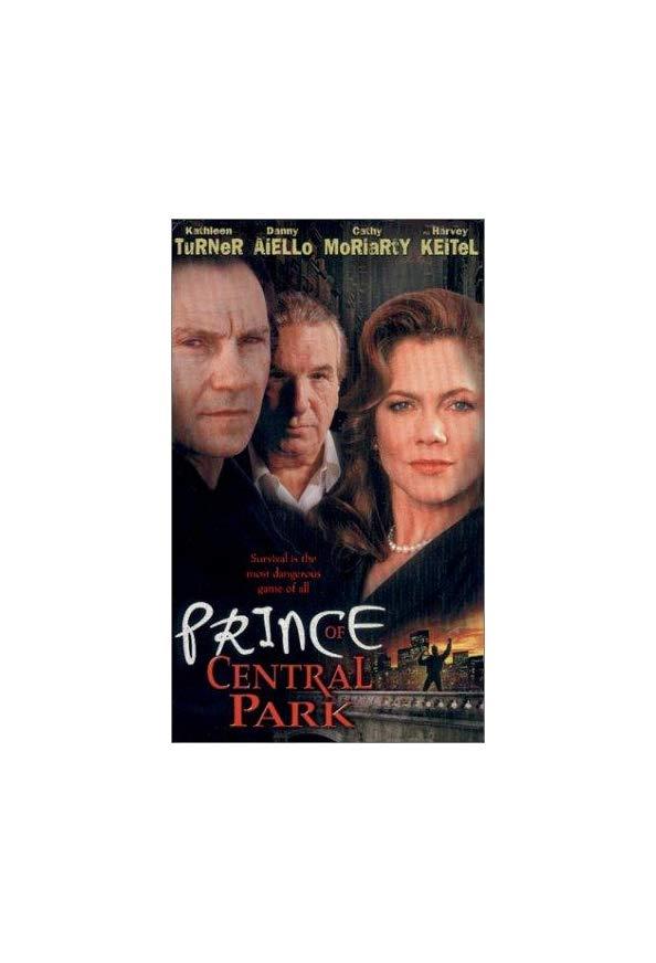 Prince of Central Park kapak
