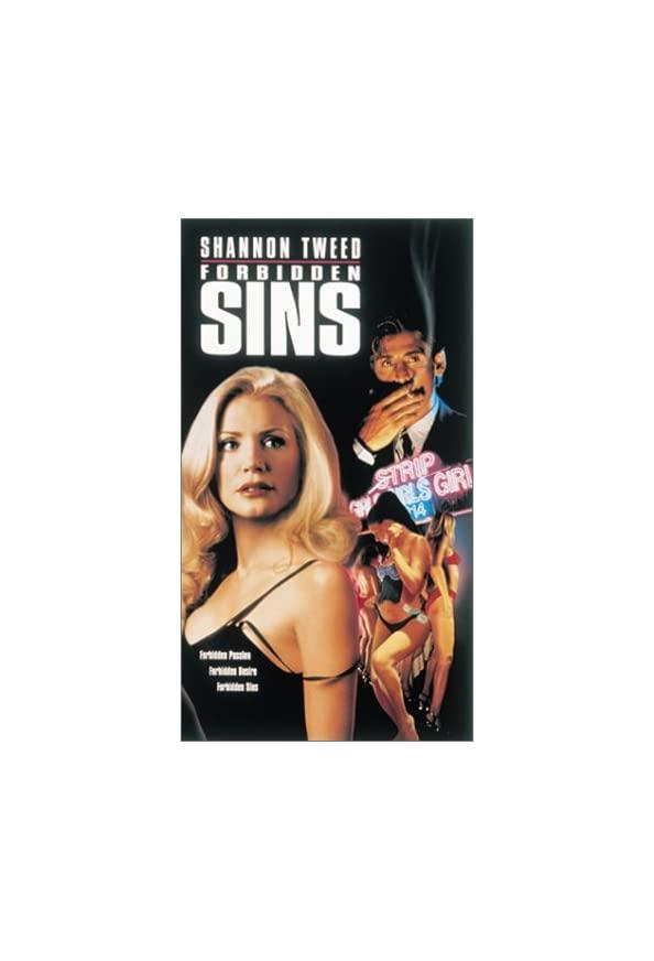 Forbidden Sins kapak