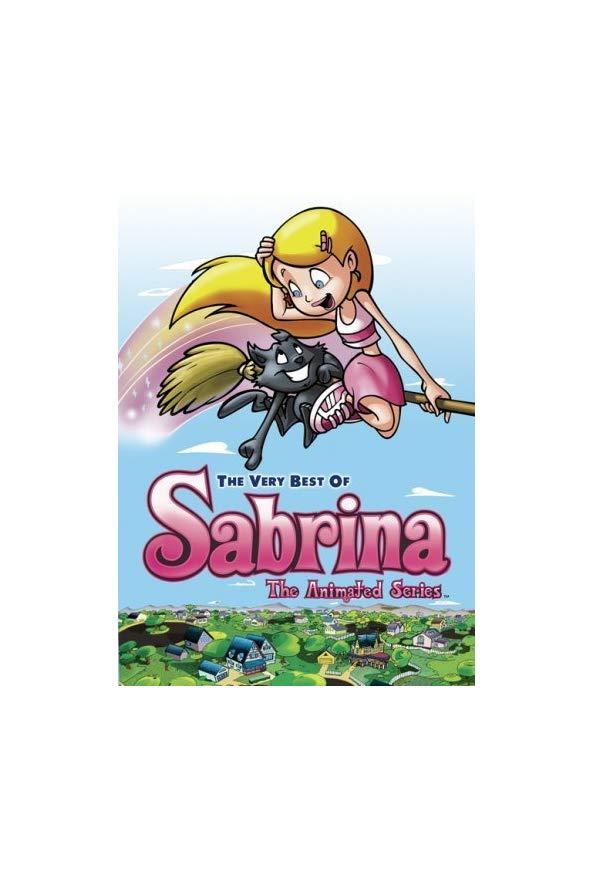 Sabrina, the Animated Series kapak