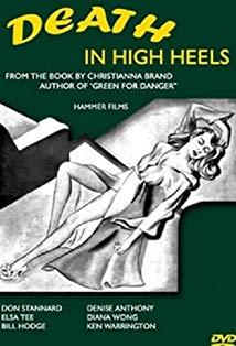 Death in High Heels kapak