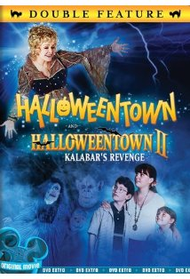 Halloweentown kapak