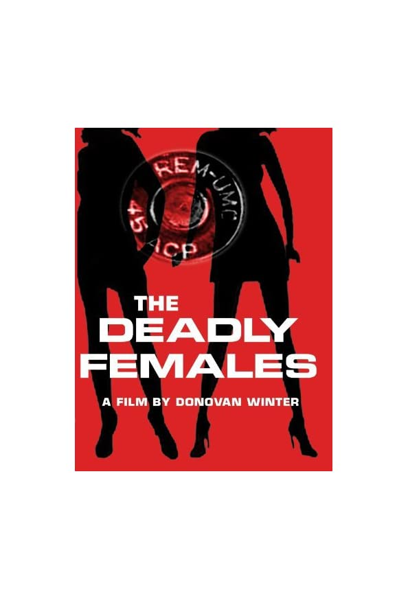 The Deadly Females kapak
