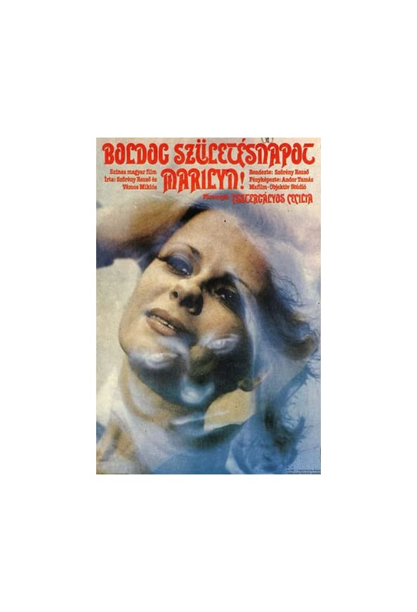 Boldog születésnapot, Marilyn! kapak