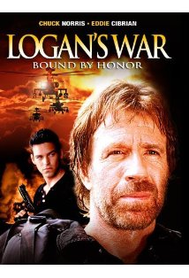Logan's War: Bound by Honor kapak