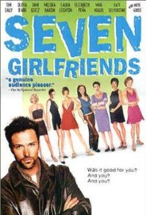 Seven Girlfriends kapak