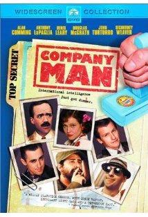 Company Man kapak