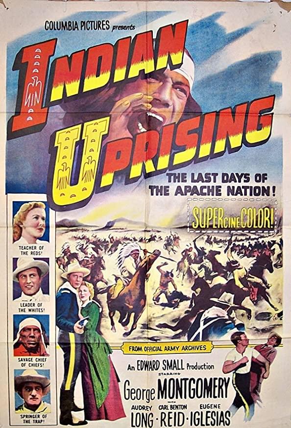 Indian Uprising kapak